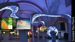 """Exhibición itinerante """"El túnel de la ciencia Max Planck"""""""